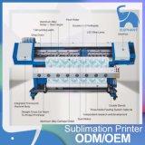 Impresora principal de la sublimación de la materia textil de la alta calidad 5113 para la ropa