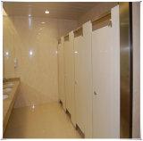 学校の防水耐久のコンパクトの積層物の洗面所の区分システムHPL区分