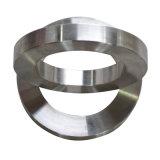 OEM, котор подвергли механической обработке вокруг кольца цинка нержавеющей стали латунного алюминиевого разделяет изготовление самого низкого цены