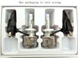 차 LED 헤드라이트 12V LED 플러그 앤 플레이 H1 H3 H4 H7 H11 9006 9007의 LED 헤드라이트 전구