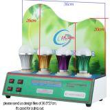 Pouvoir d'exposition du nécessaire de démonstration de 4 lampes de DEL (LT-AC669), pf, tension, Kw/H