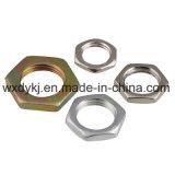Noix Hex mince d'acier inoxydable DIN 936