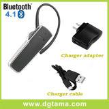 Цвет черноты наушников наушника Bluetooth Earhook способа миниый беспроволочный