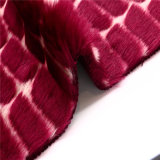 Ткань шерстей 100% шерстяная шинели женщин
