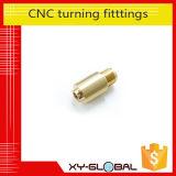 스테인리스 예비 품목을 기계로 가공하는 CNC를 기계로 가공하는 CNC 선반을 양극 처리하십시오
