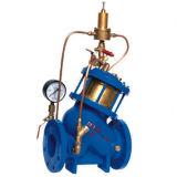 Ds107X Druck-Entlastung, Druck-stützenventil (ACV)