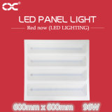 96W 600X600mm 정연한 LED 위원회 점화 천장 빛