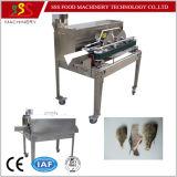 Dispositivo di rimozione di filettamento dell'osso di pesci della macchina dei pesci automatici