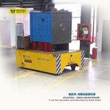 Carretilla eléctrica del carro de la transferencia de la plataforma aplicada en industria pesada