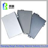 중국 알루미늄 위원회 클래딩 외부 실내 벽 판벽널