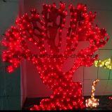 Landschaftsbau Beleuchtung LED Rosa Coral Motiv Licht