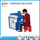 100With 200W Laser-Punktschweissen-Maschine der hohe Präzisions-Schmucksache-YAG