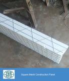 el panel soldado del alambre de la capa doble del panel 3D que refuerza el acoplamiento de la construcción