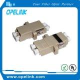 LC Adaptador óptico de fibra para la comunicación óptica de fibra