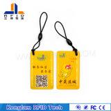 Kundenspezifische Schlüssel-NFC Karte Silk Bildschirm Belüftung-