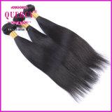 Não processado pode ser da extensão brasileira barata do cabelo do Virgin de Restyled o cabelo humano