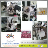 Schokoladen-Aluminiumfolie-Verpackungs-Maschine