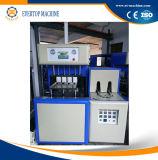 Máquina que sopla de la botella semi automática del animal doméstico