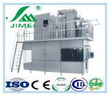 Máquinas automáticas de enchimento e selagem de embalagens / saco de cais Máquina de enchimento líquido / máquina de embalagem rotativa automática para novo enchimento líquido de produtos