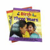 Impressão feita sob encomenda do livro de crianças da alta qualidade em Shenzhen