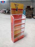Bester verkaufenfabrik-Lieferant, der frei Reihe-Ausstellungsstand des Metalldraht-5 steht