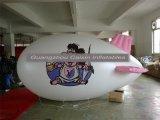 Publicidad inflable al aire libre del vuelo del dirigible no rígido de helio en Venta