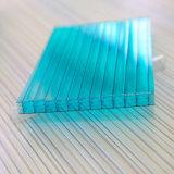 10mm 100% Jungfrau 10 Jahre Guarteen Polycarbonat-Höhlung-Blatt-
