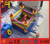 Aufblasbares Luft-Schloss für Verkaufs-aufblasbares federnd Schloss