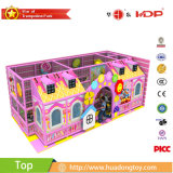Ce Certificated Kid Utilizado Equipo de Playground Soft Indoor, Baby Indoor Soft Play Equipment