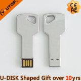 Clé faite sur commande de logo USB Shaped Pendrive pour le cadeau de blocage (YT-3213-07)
