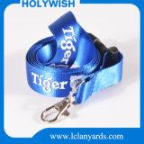 Acollador promocional del poseedor de una tarjeta de identificación con diseño del clip