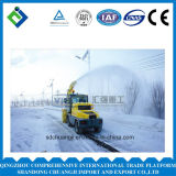 Het Werpen Sneeuwscooter/Sneeuwploeg de de van uitstekende kwaliteit
