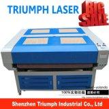 Machine de découpage alimentante automatique de laser de commande numérique par ordinateur à vendre le prix de machine de gravure de laser de tissu de cuir de machine de découpage de textile