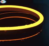Lucro de alumínio do diodo emissor de luz para a luz de néon decorativa do cabo flexível de néon da tira do diodo emissor de luz