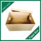 Rectángulo de papel al por mayor cómodo del almacenaje de fichero de Eco