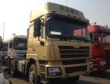 [شكمن] جرّار رأس شاحنة [هفي تروك] ومقطورة نصفيّة عمليّة بيع حارّ في مالي وكونغو
