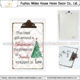 Aangepast Klembord voor de Gift van Kerstmis