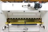 Wc67y-40t/2500mm Hydraulicplatebendingmachine verbiegende Maschinen-Sicherheits-Geschäft