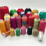 Rayon-dickflüssige Stickerei-Gewinde Shanfa Marke 100%