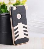 iPhone6s/6のための1つの十分の飛行船シリーズ被蓋細胞の電話箱に付き2つと