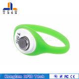 Vario Wristband personalizzato del silicone del chip RFID per la gestione di custodia