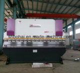 Bohai Marke-für das Metallblatt, das Bremse verbiegt der hydraulischen Presse-100t/3200 (CNC)