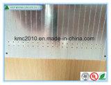 Carte d'Al, 1 once, 0.8mm Polytronics Tcb2l 2W thermique. Des trous de K deux soient isolés