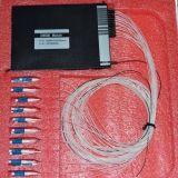 fibra óptica DWDM das canaletas Mux/Demux de 100GHz 4 Channels/8 Channels/16