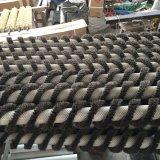 Brosse à rouleaux à l'ail avec poils en nylon