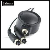 Microphone lourd par radio bi-directionnel de gorge pour Gp328