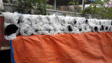 Весна возвратной пружины натяжной пружины следа землечерпалки Хитачи Ex200-1