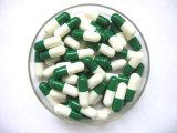 Cápsulas orgánicas vacías de la píldora farmacéutica de la talla 00