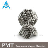 N33 de Magneet van NdFeB van de Bal met Praseodymium van het Neodymium