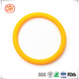 Коррозионная устойчивость желтое колцеобразное уплотнение резины Ffpm/Ffkm